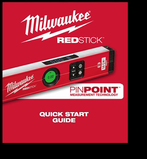 REDSTICK Digital Level w/ PINPOINT | Milwaukee Tool