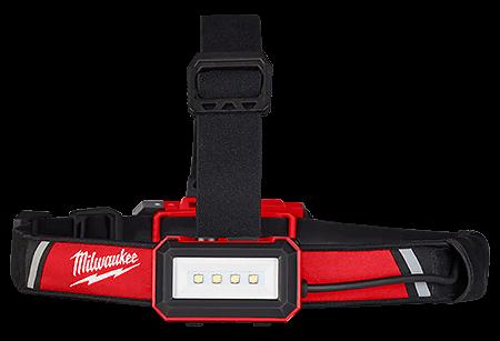 Milwaukee 2115-21 REDLITHIUM USB Rechargeable Low-Profile Headlamp