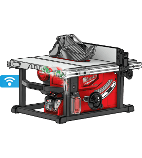 M18 fuel 8 14 table saw kit with one key technology milwaukee tool 3 greentooth Gallery