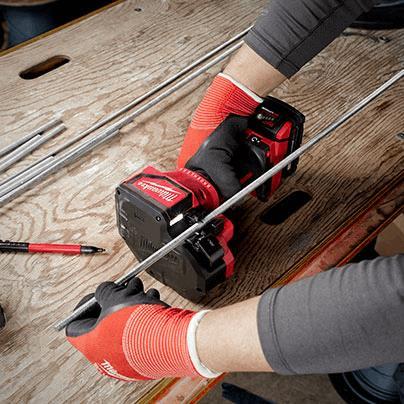 M18™ Brushless Threaded Rod Cutter Kit | Milwaukee Tool
