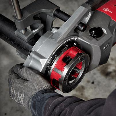 M18 FUEL Pipe Threader w/ One-Key | Milwaukee Tool
