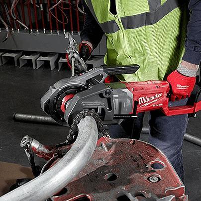 M18 FUEL Pipe Threader w/ One-Key   Milwaukee Tool