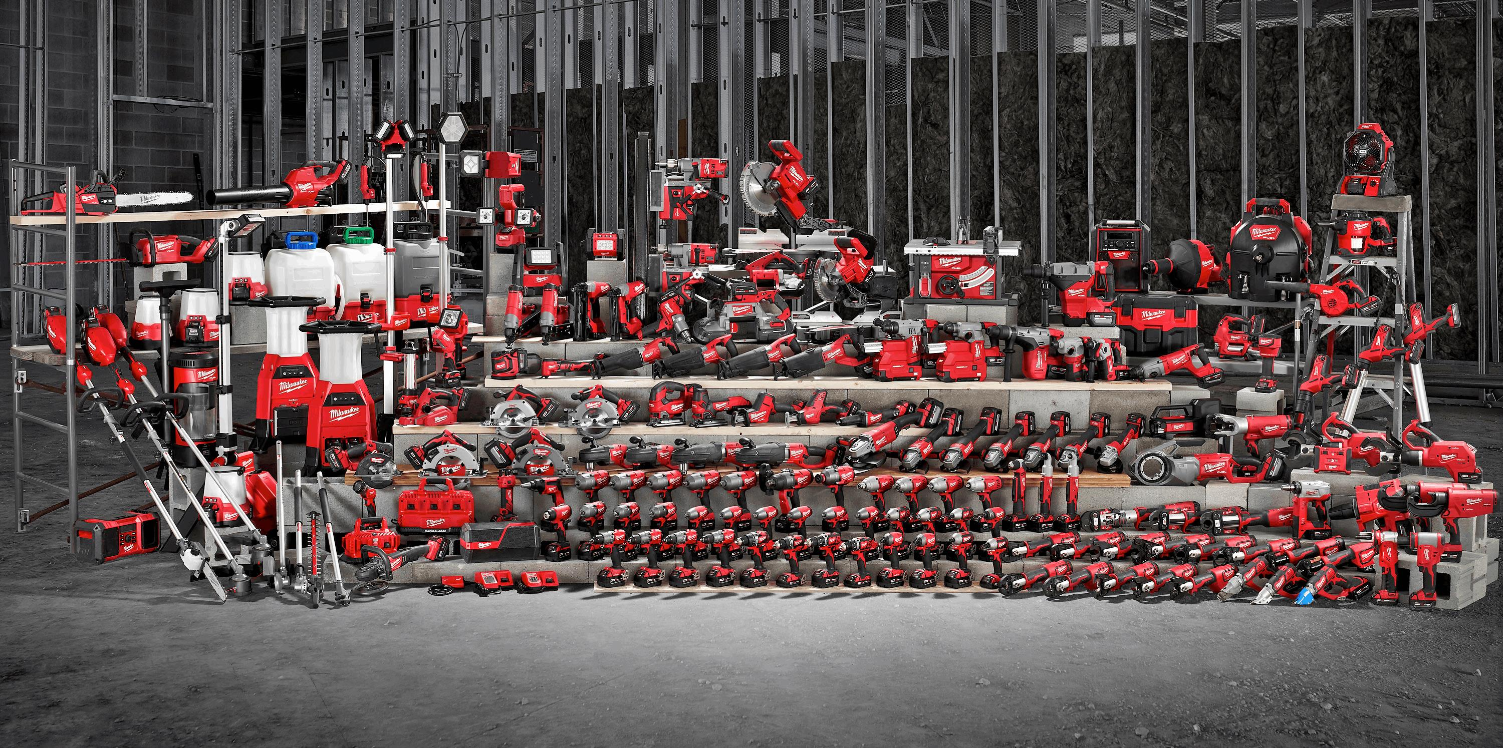 M18 and M18 FUEL - Performance Driven Technology | Milwaukee Tool