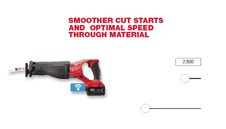 Smoother cut starts and optimal speed through material