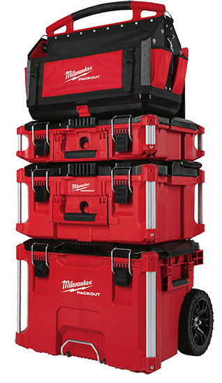 Packout Power Tool And Accessory Storage System