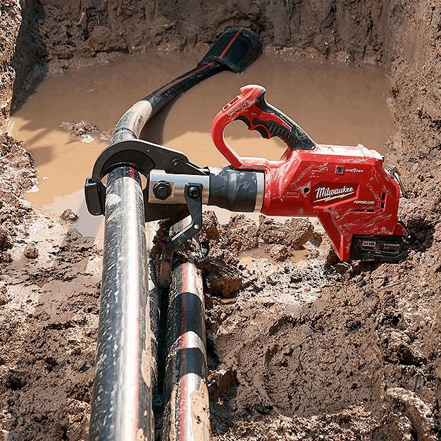 Electrical Installation Cable Cutters   Milwaukee Tool