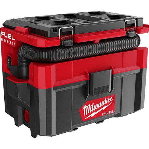 0970-20 M18 PACKOUT WET/DRY VAC MILWAUKEE ELEC TOOL CORP - AD PLBG MW097020 94140