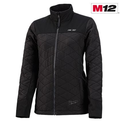 Medium Milwaukee M12 Heated Women/'s AXIS Vest