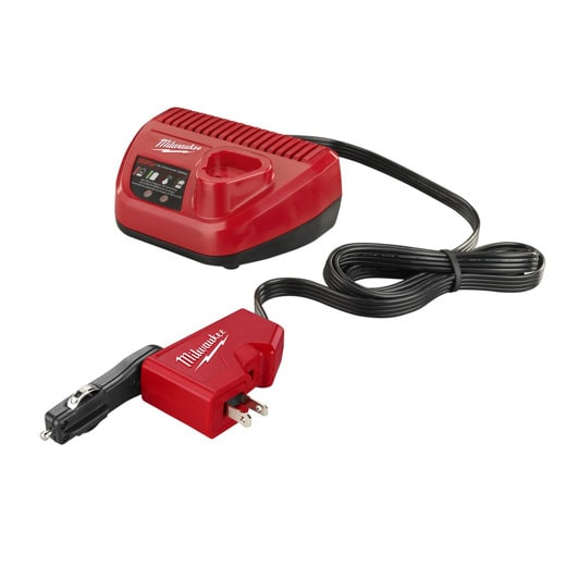 M12™ Lithium-Ion AC/DC Wall and Vehicle Charger