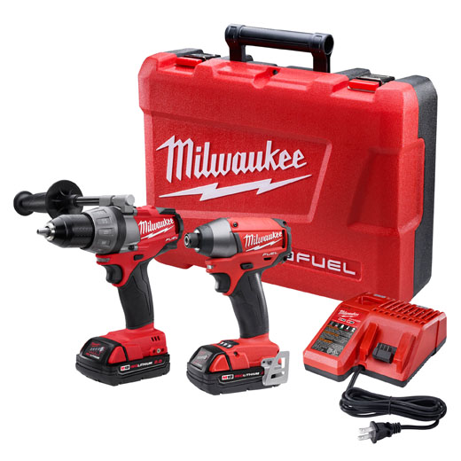 M18 FUEL™ LITHIUM-ION 2-Tool Combo Kit