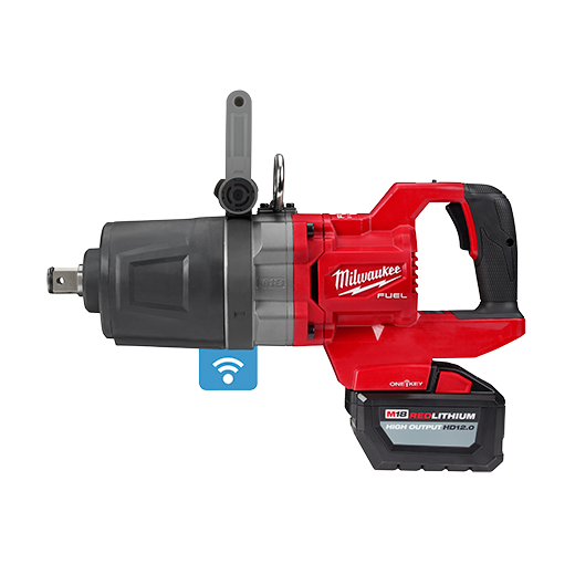 "M18 FUEL™ 1"" D-Handle High Torque Impact Wrench w/ ONE-KEY™ Kit"
