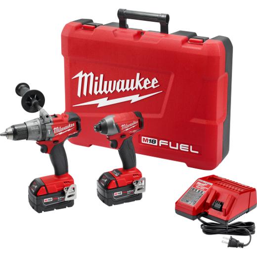 m18 fuel 2 tool combo kit
