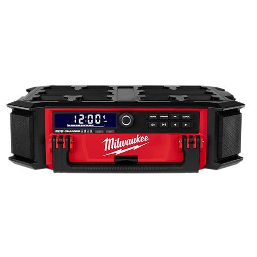 Milwaukee® M18™ PACKOUT™ 2950-20 Cordless Weather Resistant Radio, 18 V