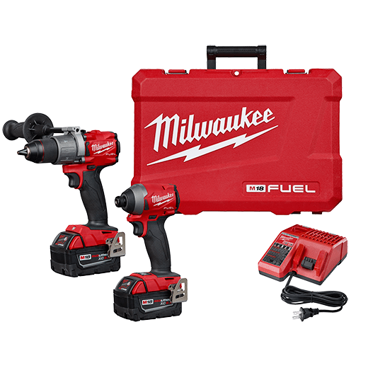 M18 FUEL™ 2-Tool Combo Kit: Hammer Drill/Impact