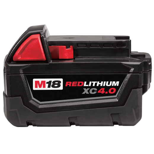 M18™ REDLITHIUM™ XC 4.0 Extended Capacity Battery Pack