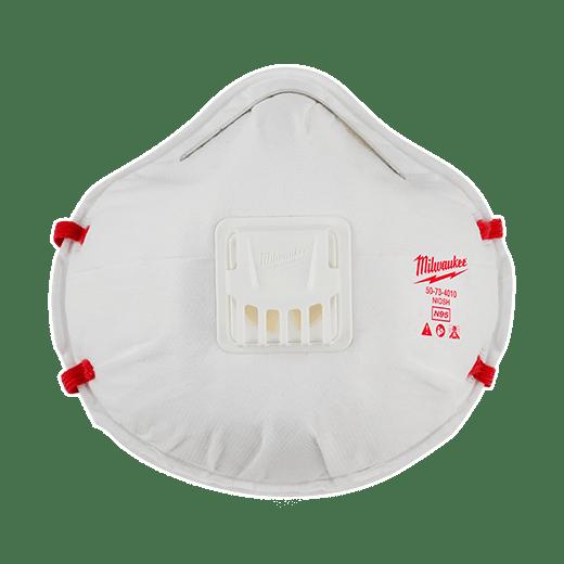 MILWAUKEE 48-73-4012 DISPOSABLE N95 RESPIRATOR 3PK