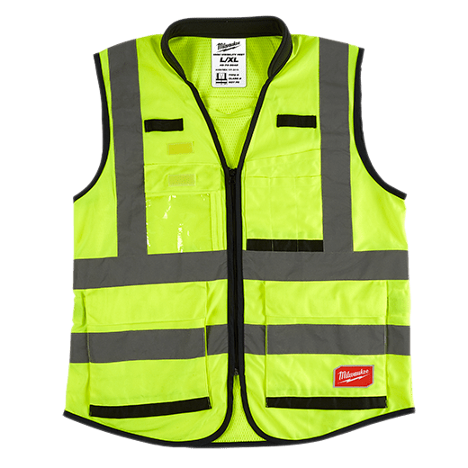 High Visibility Performance Safety Vests
