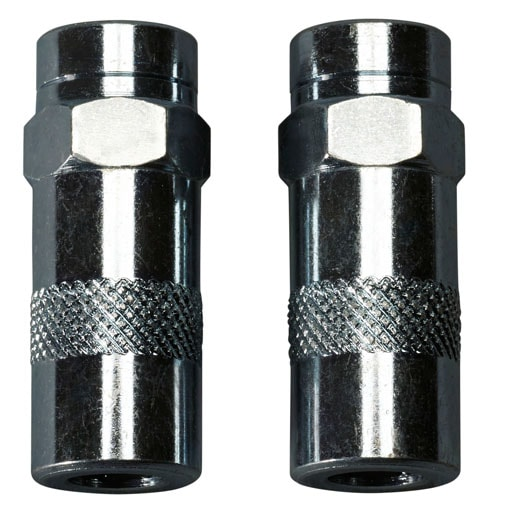 High Pressure Grease Coupler 2-Pack