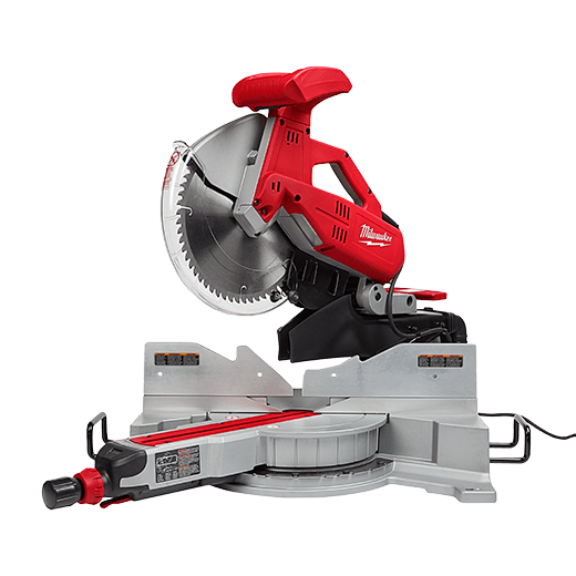 Precision Track and Stop System Produces Precise Repeatable Cuts Miter Saws