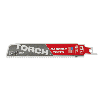 SAWZALL® TORCH™ Carbide Blades