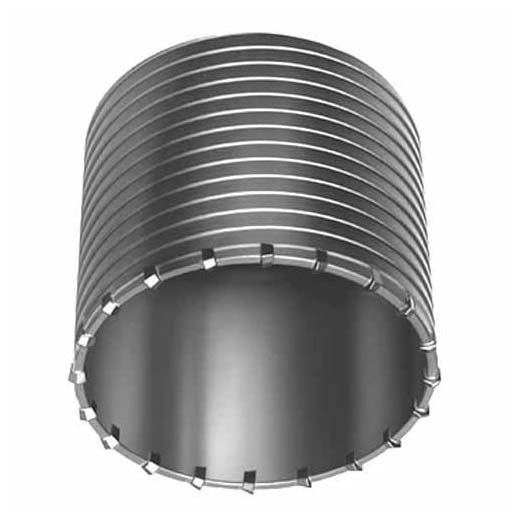 SDS-MAX and SPLINE Thick Wall Carbide Tipped Core Bit 2-1/2""