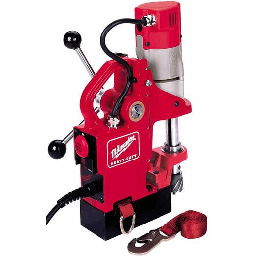 Compact Electromagnetic Drill Press on