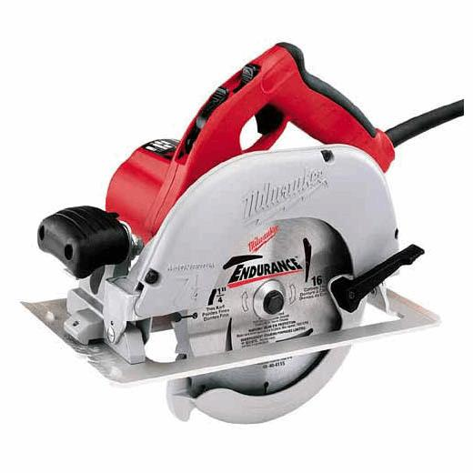 7 14 left blade circular saw with case greentooth Images