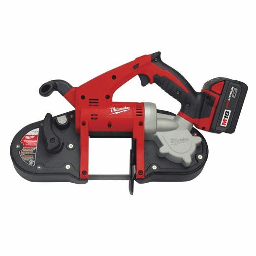 Cordless LITHIUM-ION Band Saw Kit