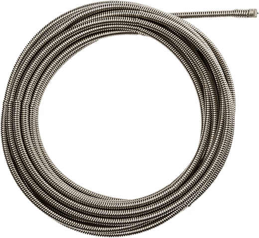 "3/8"" x 25' Inner Core Coupling Cable w/ RUST GUARD™ Plating"