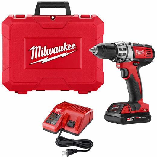 "M18™ Cordless Lithium-Ion ½"" Compact Drill/Driver Kit"