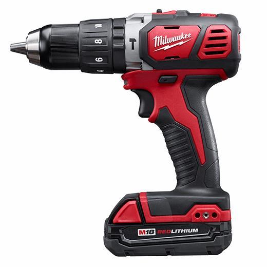 Milwaukee® 2607-22CTP M18™ Hammer Drill Kit