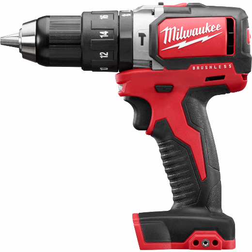 "M18™ 1/2"" Compact Brushless Hammer Drill/Driver"