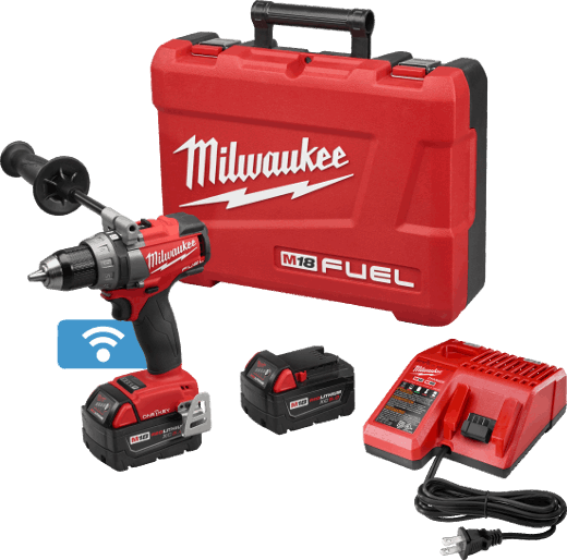 M18 Fuel With One Key 1 2 Drill Driver Kit