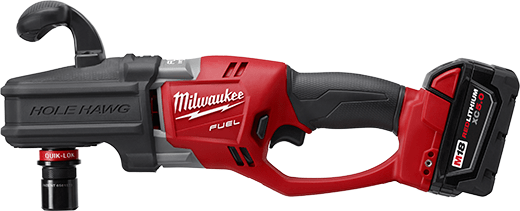 M18 FUEL™ HOLE HAWG® Right Angle Drill Kit w/ QUIK-LOK™