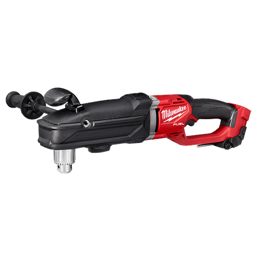 "MILWAUKEE 2809-22 M18 FUEL SUPERHAWG 1/2"""" RIGHT ANGLE DRILL KIT"
