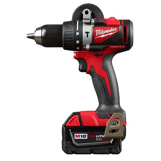 "M18 1/2"" Brushless Hammer Drill Kit"
