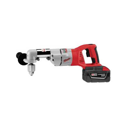 M28™ Cordless Lithium-Ion Right Angle Drill Kit