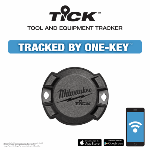 TICK Tool and Equipment Tracker