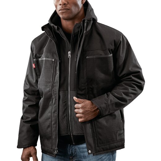 M12 Heated 3in1 Ripstop Jacket Kit