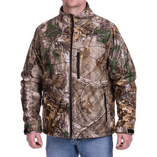 m12™ camo heated jacket