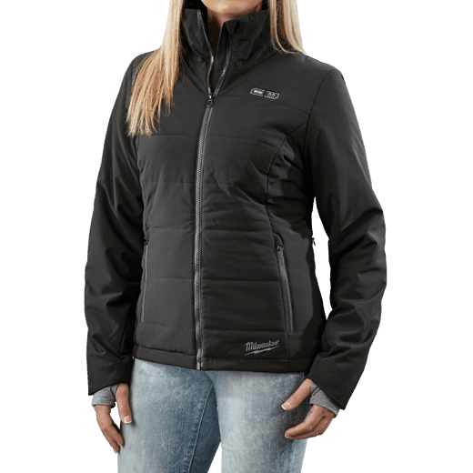 Womens Heated Clothing >> M12 Heated Women S Jacket Kit