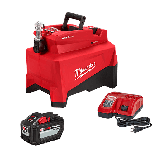 M18™  FORCE LOGIC™ 10,000psi Hydraulic Pump Kit
