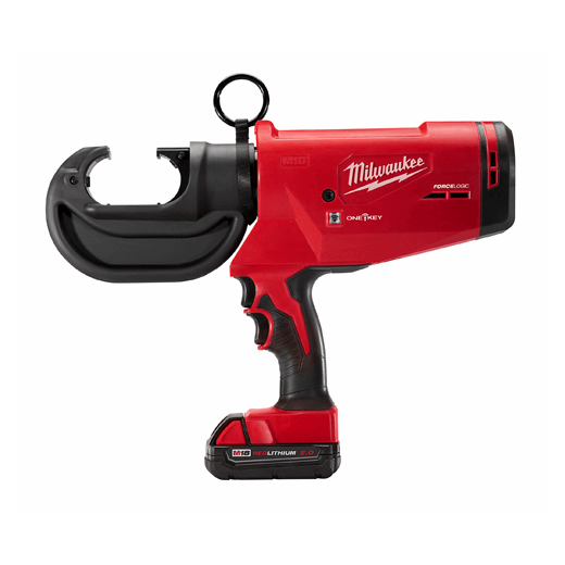 m18™ force logic™ 12 ton crimper |milwaukee tool