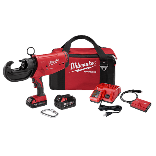 M18™ FORCE LOGIC™ 12 Ton Utility Crimper Kit