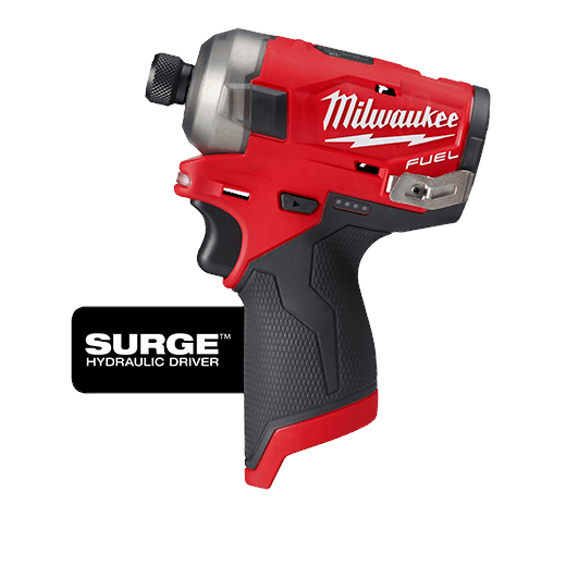 "M12 FUEL™ SURGE™ 1/4"" Hex Hydraulic Driver Bare Tool"