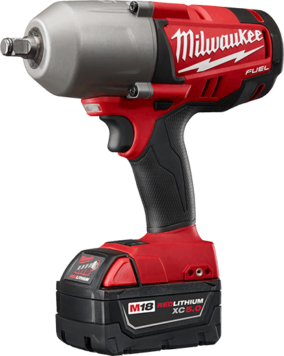 "M18 FUEL™ 1/2"" High Torque Impact Wrench with Friction Ring Kit"
