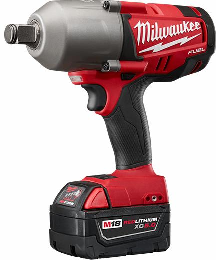 Milwaukee 49-16-2763 M18 HTIW Carburant Haut Couple Clé à chocs de protection Boot