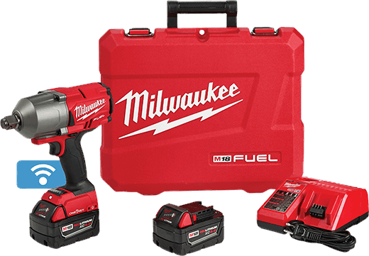 "M18 FUEL™ w/ ONE-KEY™ High Torque Impact Wrench 3/4"" Friction Ring Kit"