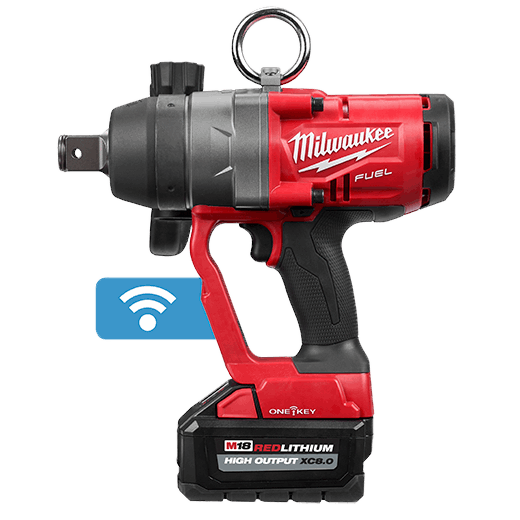 "M18 FUEL™ 1"" High Torque Impact Wrench w/ ONE-KEY™ Kit"