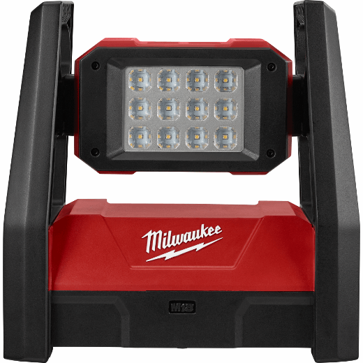 MILWAUKEE 2360-20 M18 3000-LUMEN ROVER TRUEVIEW LED AC/DC FLOOD LIGHT (TOOL ONLY) ##IMAP## PCE185955 MC352098